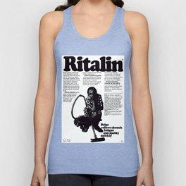 Ritalin Unisex Tank Top