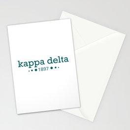 Jewel KD Stationery Cards
