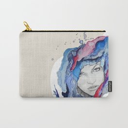 """""""Tess"""" by carographic Carry-All Pouch"""