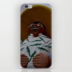 Pedro iPhone & iPod Skin