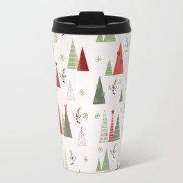 Olaf Christmas Travel Mug