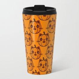 Trick or meow Travel Mug