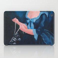 Marie Antoinette, Roller Girl iPad Case