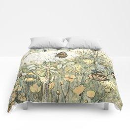 Eco warrior Comforters