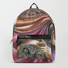 Vagabond Cat Backpack