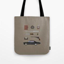 Supernatural v2 Tote Bag