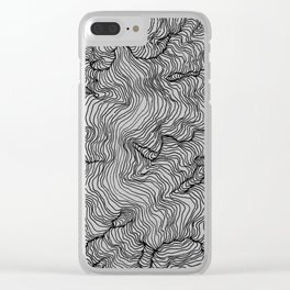 Incline Clear iPhone Case