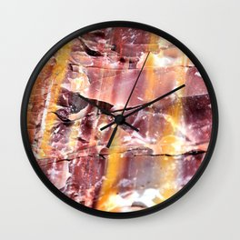True Gem Wall Clock
