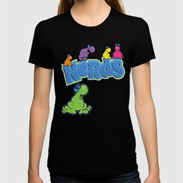 Nerds Let's Get Nerdy Juniors T-shirt