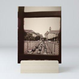 City Scape Mini Art Print