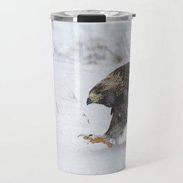 The Eagle has Landed Travel Mug