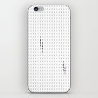 dots iPhone & iPod Skins featuring Dots by rob art | simple