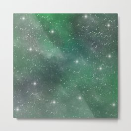 Cosmic Space Metal Print