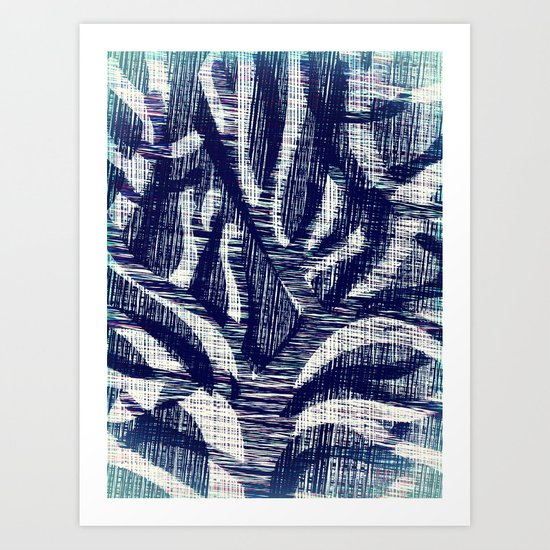 ...wind in the boughs Art Print