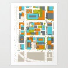 Ground #05 Art Print