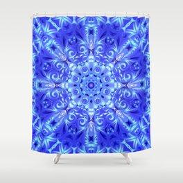 kaleidoscope Star G64 Shower Curtain