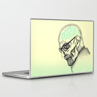 heisenberg Laptop & iPad Skins featuring Heisenberg by Mike Koubou