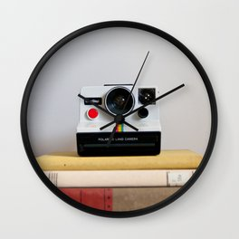 Instant Fun Wall Clock