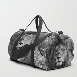 The Fearless Lion Duffle Bag