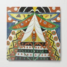 Marsden Hartley - Painting No  50 Metal Print