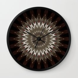 ROCHES ROUBES Wall Clock