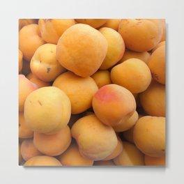 Apricots Metal Print