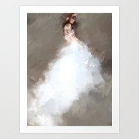 Bridal series - SP Art Print