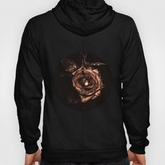 (he called me) the Wild rose Hoody