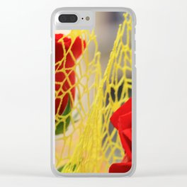 SANT JORDI Clear iPhone Case