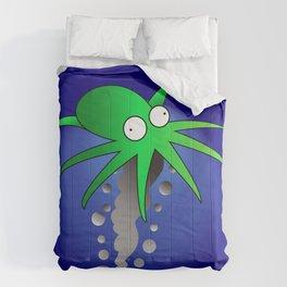 Green Ink Comforters