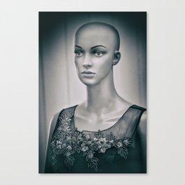 Mannequin 155e Canvas Print