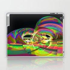 Rain Bands Laptop & iPad Skin