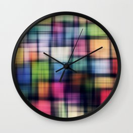 Composition V. Wall Clock