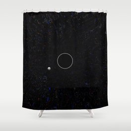 Existential Crisis Shower Curtain