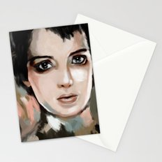 Winona Ryder Stationery Cards