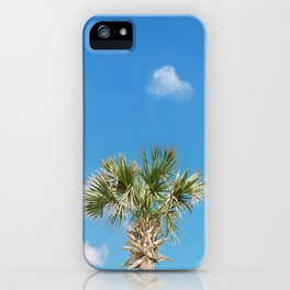 """Happy Palm"" iPhone Case"