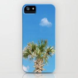 """Happy Palm"" iPhone Case"