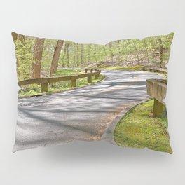 Rock Creek Winding Road Pillow Sham