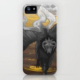 Okuri iPhone Case