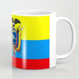 Flag of Ecuador Coffee Mug