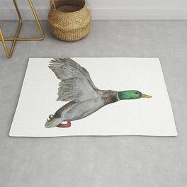 Flying Duck Rug