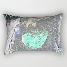 ROAD LOVE Rectangular Pillow