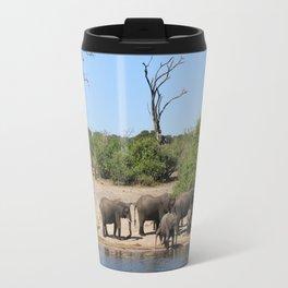Elephant Safari Travel Mug