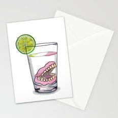 Gin tonic Stationery Cards