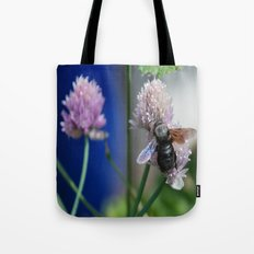 Carpenter Bee 1 Tote Bag