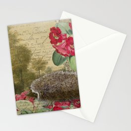 The Hedgehog Stationery Cards
