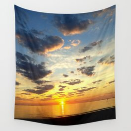 Acidic Sunrise - DreamScapes Collection Wall Tapestry
