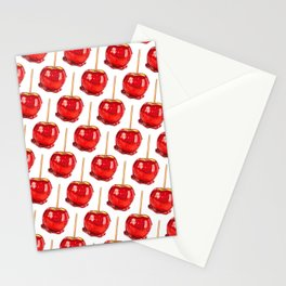 Candy Apple Stationery Cards