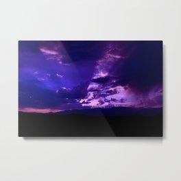 SW Mountain Sunrise - IV Metal Print