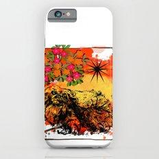 Pekingese pop art Slim Case iPhone 6s